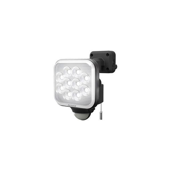 ライテックス 12W×1灯フリーアーム式LEDセンサーライト CAC12 [振込不可]