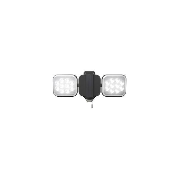 ライテックス 12W×2灯フリーアーム式LEDセンサーライト CAC26