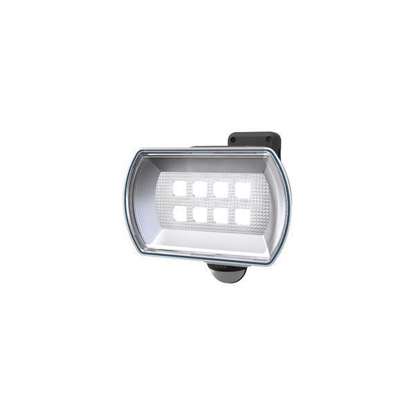 ライテックス 4Wワイドフリーアーム式LED乾電池センサーライト
