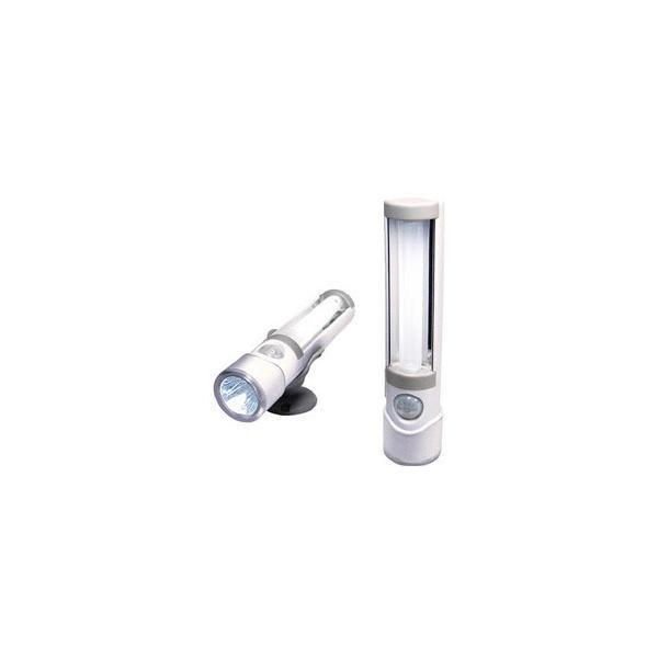 ライテックス 【屋内用】乾電池式LEDセンサーライト ASL-030