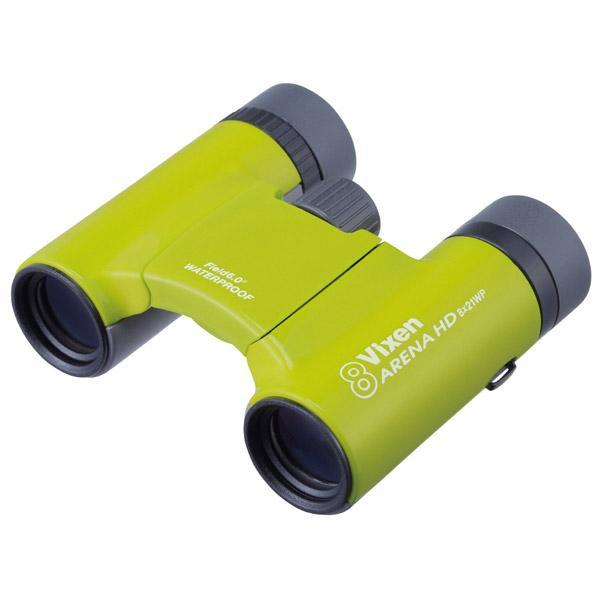Vixen(ビクセン) 8倍双眼鏡「アリーナ」(グリーン)HD8x21WP