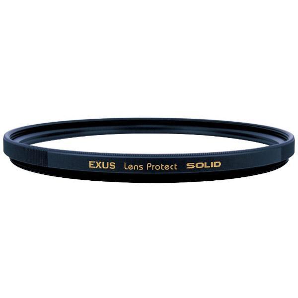 マルミ光機 49mm EXUS(エグザス) レンズプロテクト SOLID