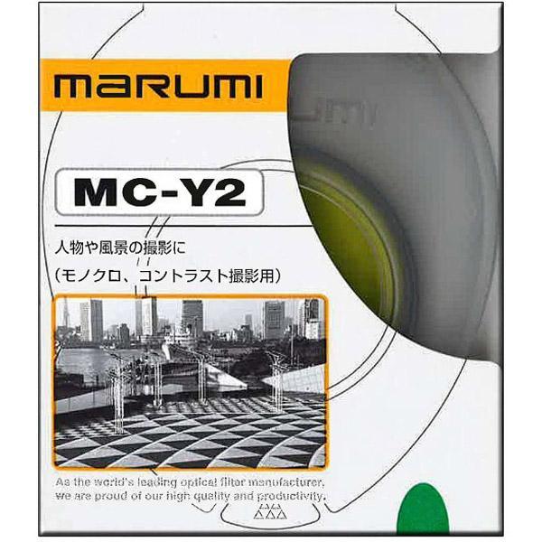 マルミ光機 39mm-W MARUMI カメラ用フィルター Y2 (Yellow)
