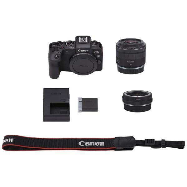 キヤノン(Canon) EOS RP【RF35 MACRO IS STM マウントアダプターキット】/ミラーレス一眼カメラ EOSRP35MISMADK