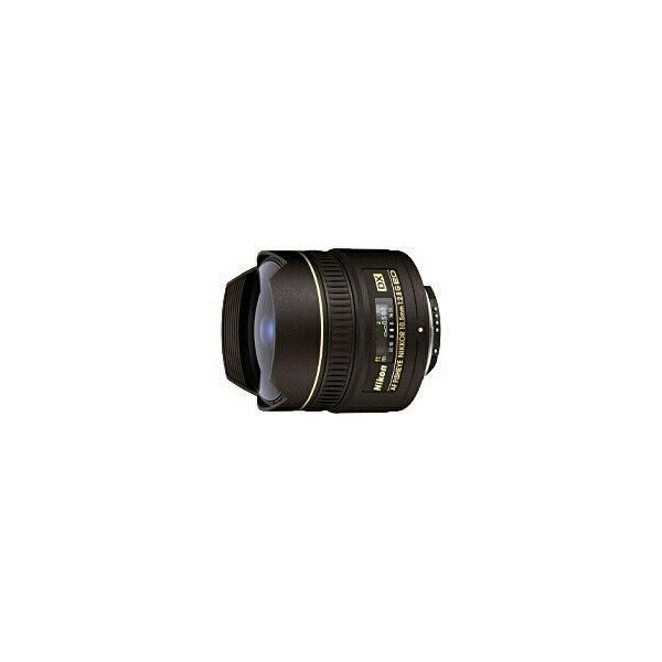 ニコン(Nikon) カメラレンズ AF DX Fisheye-Nikkor 10.5mm F/2.8G ED【ニコンFマウント(APS-C用)】
