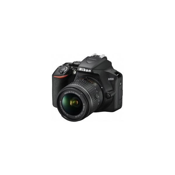 ニコン(Nikon) D3500 18-55 VR レンズキット デジタル一眼レフカメラ