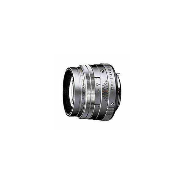 ペンタックス PENTAX カメラレンズ FA77mmF1.8 Limited【ペンタックスKマウント】(シルバー)