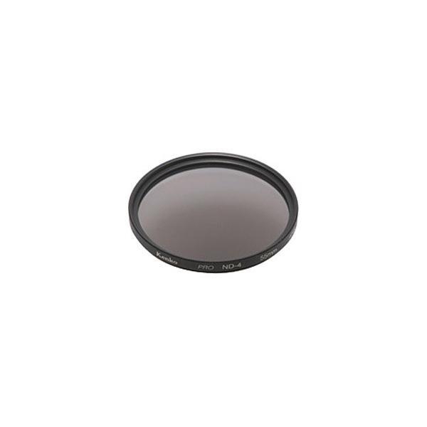 ケンコー デジタルカメラ用フィルター PRO ND4 (43mm・黒枠)