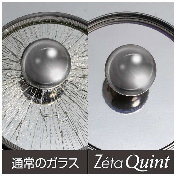 ケンコー 49mm Zeta Quint(ゼータ クイント) プロテクター