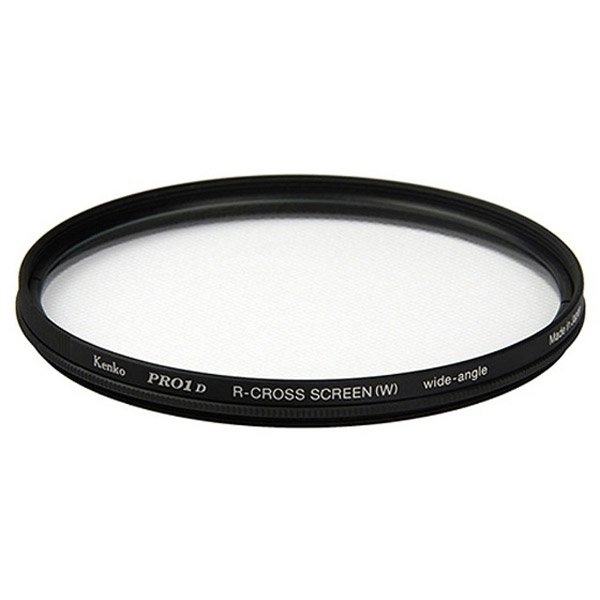 ケンコー 72mm PRO1D R-クロススクリーン for wide-angle lens