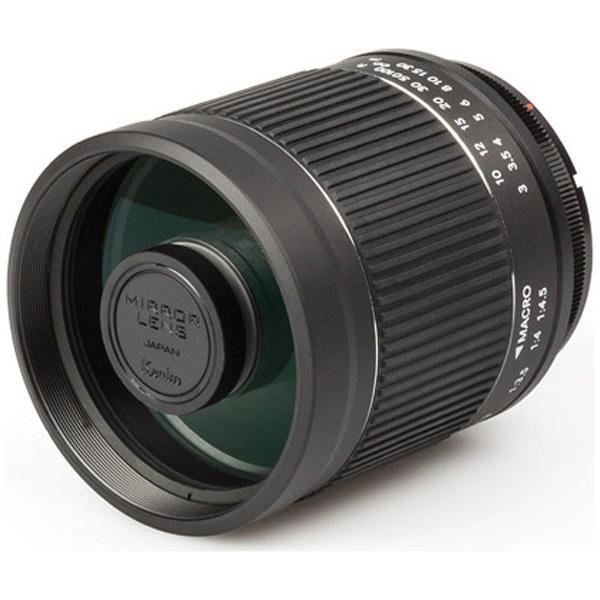 ケンコー カメラレンズ ミラーレンズ 400mm F8 N II キヤノンEOS KF-M400CEF N II【キヤノンEFマウント】