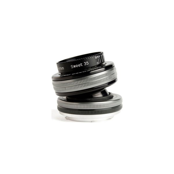 レンズベビー カメラレンズ レンズベビー コンポーザープロII スウイート35 (ニコンFマウント)