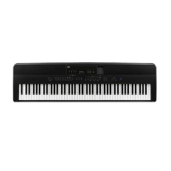 河合楽器 ポータブル電子ピアノ  ブラック ES920B [88鍵盤] 【お届け日時指定不可】
