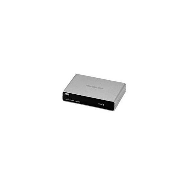 SANWA SUPPLY(サンワサプライ) VGA-SP2 (高性能ディスプレイ分配器/2分配)