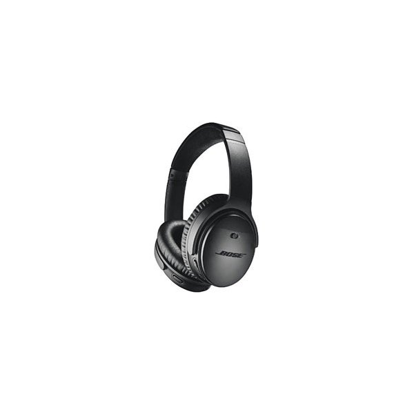 BOSE(ボーズ) Bluetooth対応[ノイズキャンセリング] ヘッドホン (ブラック) QuietComfort 35 wireless headphones II [振込不可]