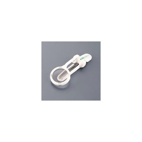 グリーンベル とげ抜き用ルーペ付き毛抜き QQ-508 <JTG0101>
