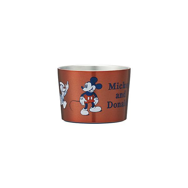 スケーター ミニカップ用真空ステンレスアイスクリームカップ ミッキーマウス   STIC1 [120ml]