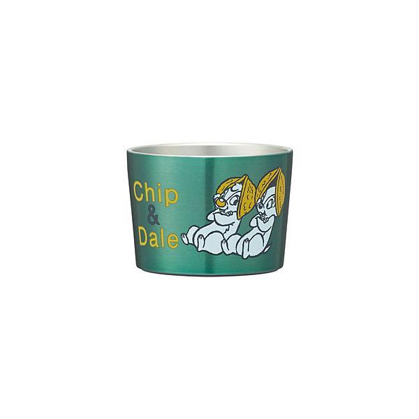 スケーター ミニカップ用真空ステンレスアイスクリームカップ チップ&デール   STIC1 [120ml]