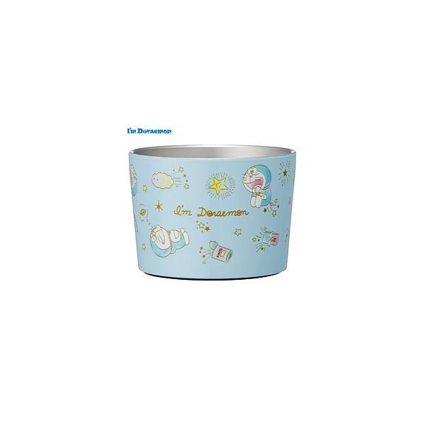 スケーター ミニカップ用真空ステンレスアイスクリームカップ I'm Doraemon きらきらパステル   STIC1 [120ml]