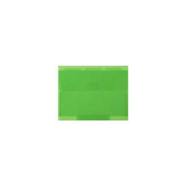 セキセイ NE-5435 ネオンワン ルーズリーフケースB5 グリーン