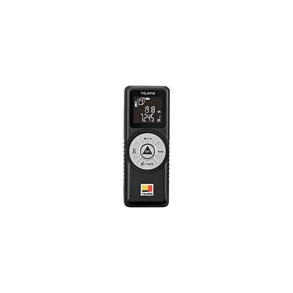TJMデザイン タジマ レーザー距離計タジマG03ブラック   LKT-G03BK