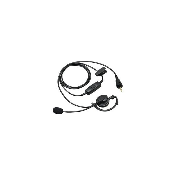 ケンウッド ヘッドセット(耳掛けタイプ) KHS-37