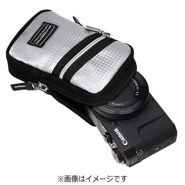 ハクバ ピクスギア CS カメラポーチ M(シルバー) SPG-CS-CPMSV