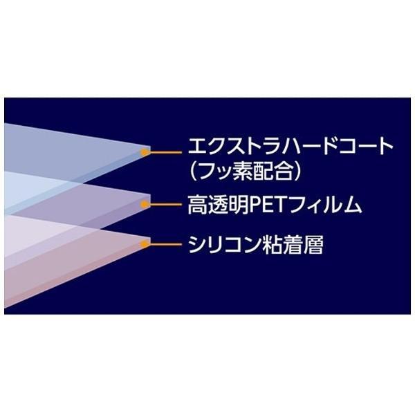 ハクバ 液晶保護フィルム EX-GUARD(キヤノン EOS 80D専用) EXGF-CE80D
