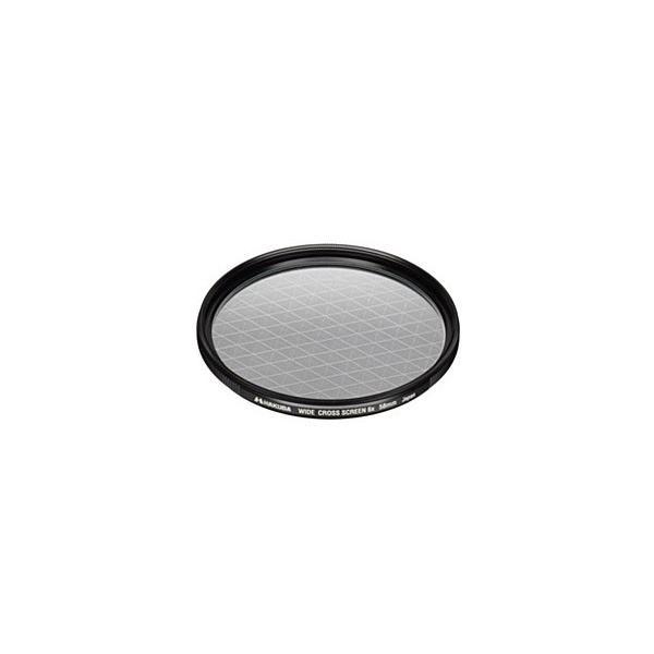 ハクバ 58mm ワイドクロススクリーンフィルター 6× CF-WCS658