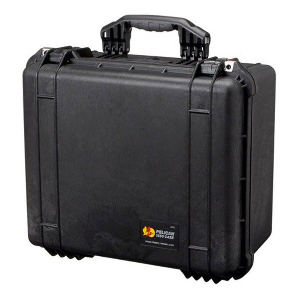 ペリカン 中型防水ケース 1550HK ブラック