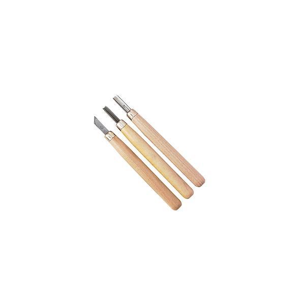 インテックカネキ インテックカネキ彫刻刀セット C−3 まるいち  C-3