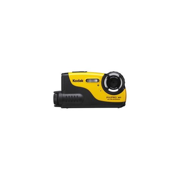 Kodak(コダック) PIXPRO WP1 イエロー 防水デジタルカメラ