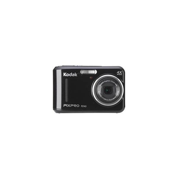 Kodak(コダック) FZ43 コンパクトデジタルカメラ PIXPRO ブラック