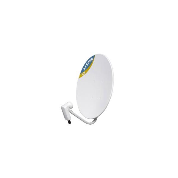 マスプロ電工 4K・8K衛星放送対応 BS・110度CS デジタルアンテナセット BC45RL-SET [振込不可]