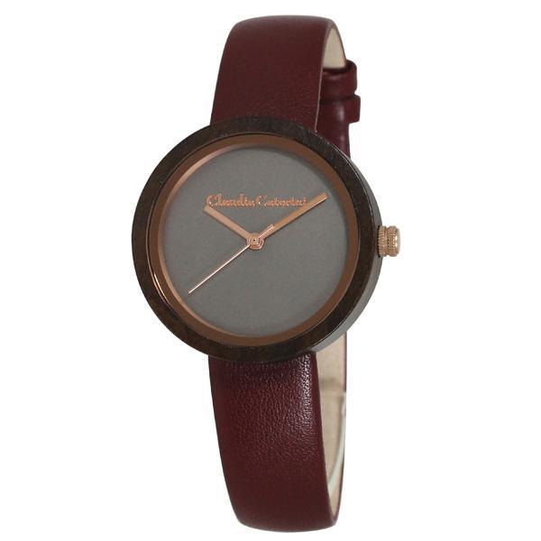 CLAUDIACATERINI 素材を活かしたファッション腕時計 CC-A116-WRB
