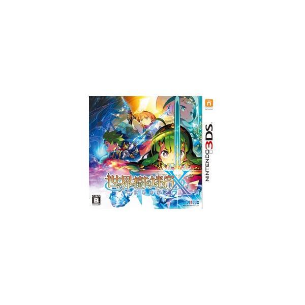 アトラス 世界樹の迷宮X (クロス) 【3DSゲームソフト】