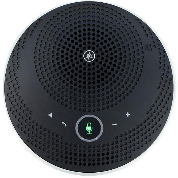プリンストン YVC-R200B(ブラック) ユニファイドコミュニケーション スピーカーフォン[ケーブルバンド付属モデル]