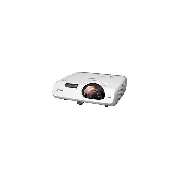 エプソン 液晶/据置/XGA/3200lm/短焦点 EB-530の画像