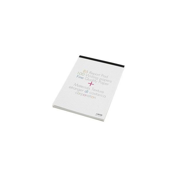 エトランジェ [レポート用紙] EDC BASIS (ベイシス) セクションパッド (5mmセクション B5 グレー) SP-B5-01