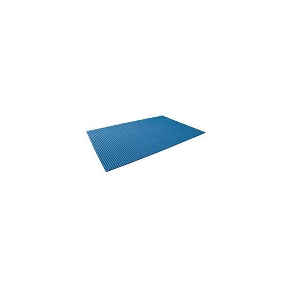 トラスコ中山 ジャバラマット 600X900mm ブルー TNC6090B