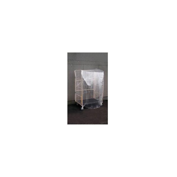 トラスコ中山 ハイテナーPPカバー800×600透明(5枚入) THTC1PP