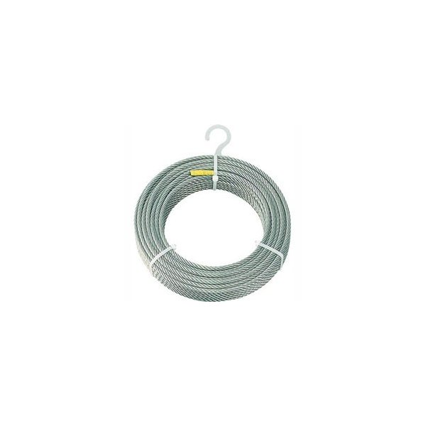 トラスコ中山 CWS-5S50 TRUSCO ステンレスワイヤロープ Φ5mmX50m