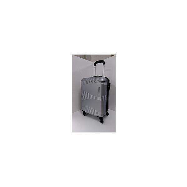 カメレオン TEKU ハードスーツケース DY8*25014 シルバー【83L】 DY8*25014  [83 (L)]