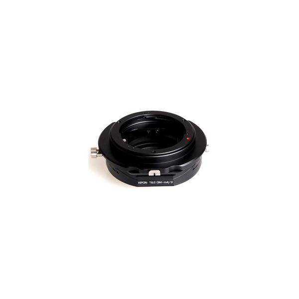 KIPON マウントアダプター T&S OM-M4/3【ボディ側:マイクロフォーサーズ/レンズ側:オリンパスOM】