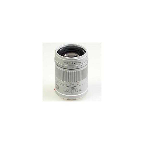 KIPON カメラレンズ IBERIT 90mm/f2.4【ソニーEマウント】(シルバー)