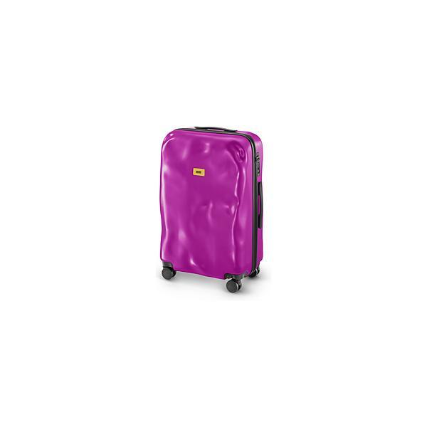 クラッシュバゲッジ スーツケース M65L アイコンコレクション FUCSIA CB162-29 [TSAロック搭載]