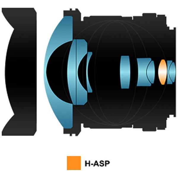 SAMYANG カメラレンズ 8mmF3.5 UMC Fisheye CSII【キヤノンEFマウント(APS-C用)】