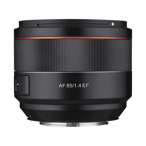 SAMYANG カメラレンズ AF85mm F1.4 EF【キヤノンEFマウント】 [キヤノンEF・EF-S /単焦点レンズ]