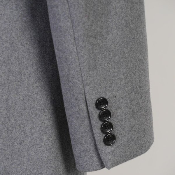 チェスター コート メンズ Lサイズ ビジネスコート SG-L 13000 GC35016 y-souko 06