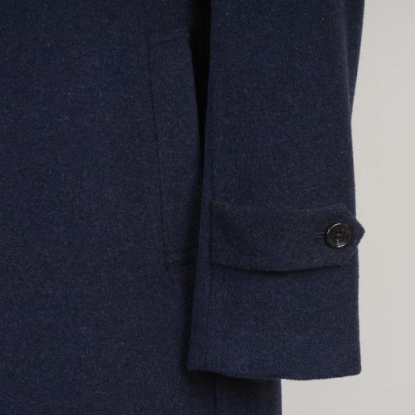 スタンドカラー コート メンズ ビジネスコート Mサイズ ウールSG-M 11000 GC35229|y-souko|03